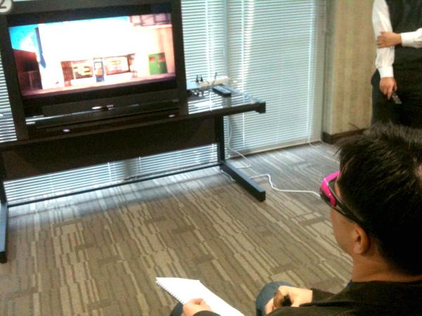 eBuzz 3DTV 소비자 품평회