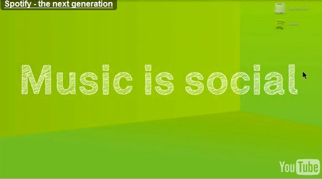 music is social @spotify.com