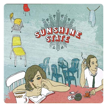 The album cover of Sunshine State
