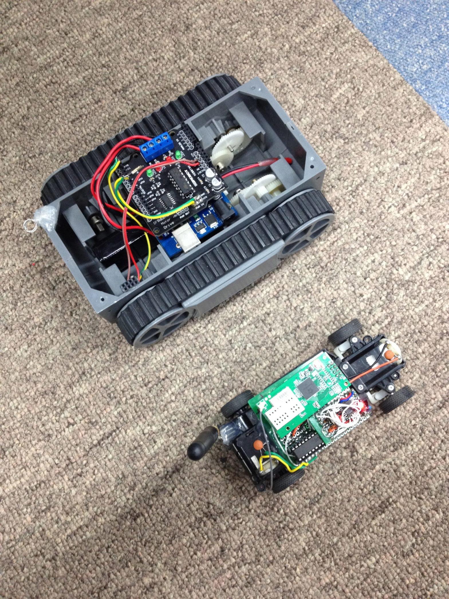 WiFi Toy prototype 2nd
