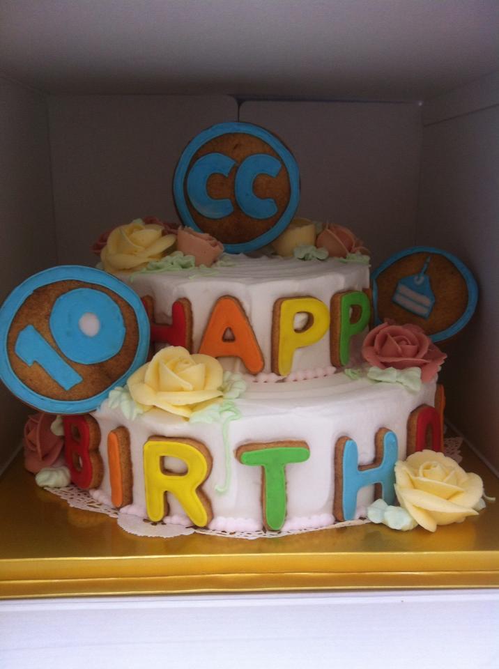Congrats on 10 years, creative commons korea! @CCKorea.org