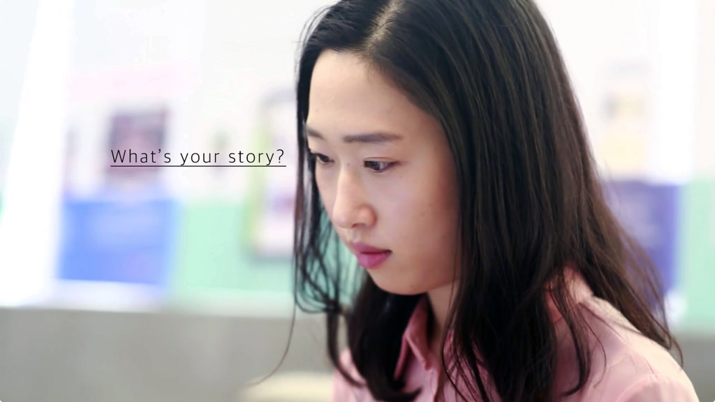 What's your story? #스미듯이결혼