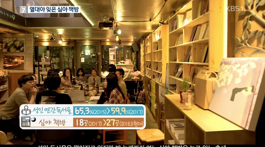 KBS뉴스 | 여름밤 '심야책(冊)방'으로 오세요!